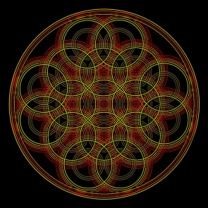 Mandala Sacred Geometry - Evaluation