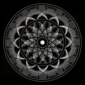 Mandala Sacred Geometry - What is Consciousness